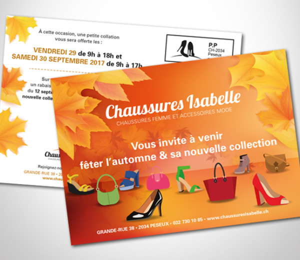 ISABELLE CHAUSSURES